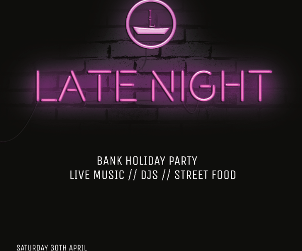 Independent Liverpool's Late Night Party 30th April