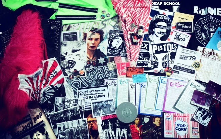 Liverpool International Music Festival Presents 76 - 16 From Eric's To EVOL: The Stories of Punk And Counter Culture In The UK 1
