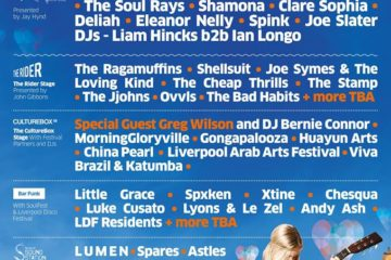 First Wave Stage Lineups Revealed For Liverpool Loves Festival