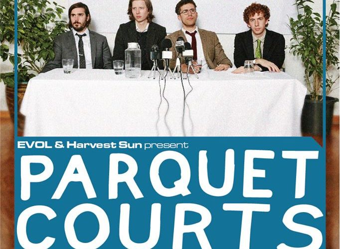 Parquet Courts Live At the Invisible Wind Factory; Review