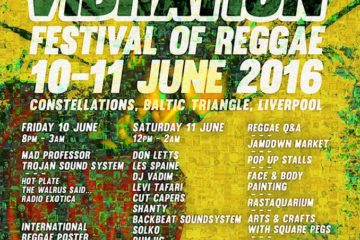Positive Vibration - Festival of Reggae 10th & 11th June