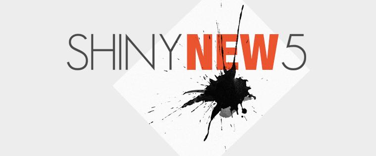 Shiny New Festival 2016