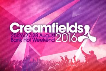 5 Reasons Why You Shouldn't Miss Creamfields 2016 2