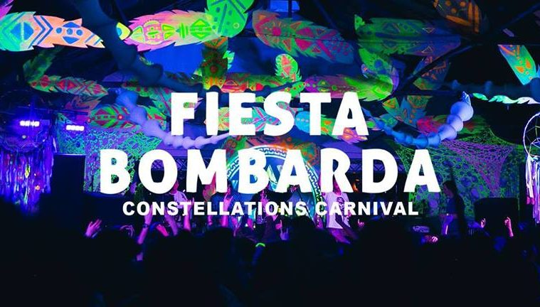 Fiesta Bombarda Constellations Carnival 23rd-24th September