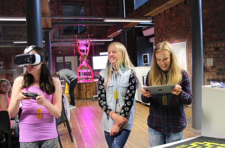 Liverpool Girl Geeks & FACT Partner With CoopDigital To Tackle Gender Diversity