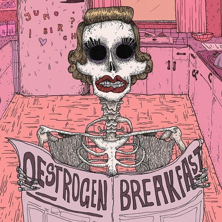 Oestrogen Breakfast