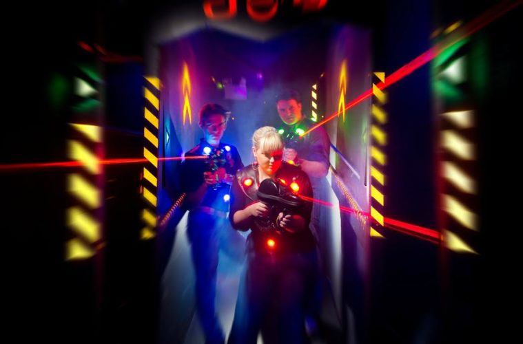 darkstar laser