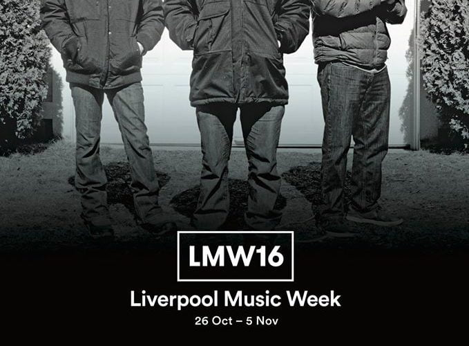 Liverpool Music Week 2016 Add Dinosaur JR, Louis Berry & Announce DIY Breaking Out Series