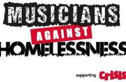 Liverpool To Host A Number of Music Events As Part of Musicians Against Homelessness