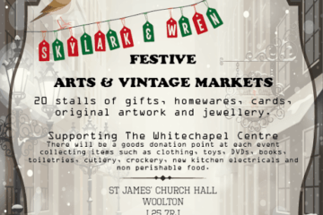 Skylark & Wren Festive Markets Return This Winter
