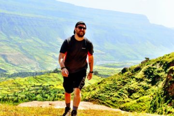 steven burgess charity mountain trek