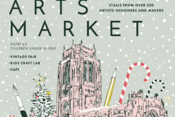 winter arts market liverpool