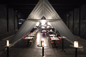 Moveable Restaurant Xiringuito Opens In Liverpool's Baltic Triangle