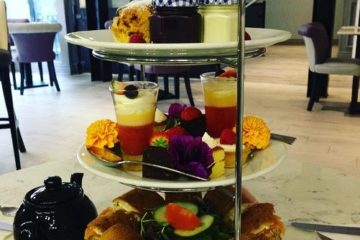 Afternoon Tea Jam Restaurant Liverpool
