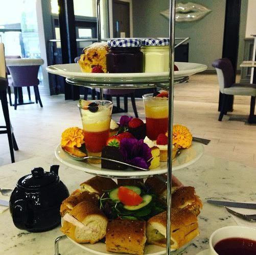 Restaurant Review; Afternoon Tea At Jam