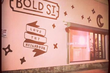 Love Thy Neighbour, Bold Street