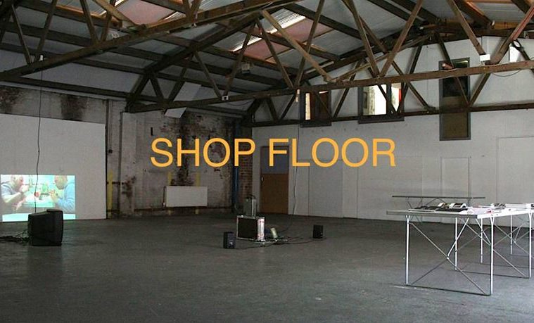 Shop Floor; Urban Store - Static Gallery, Saturday 17th December 2