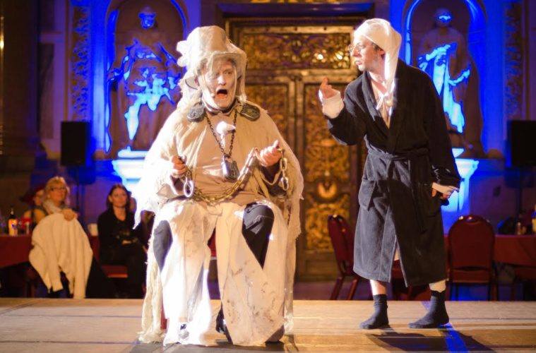 Get The Dickens Scared Out of You At St George's Hall This Christmas