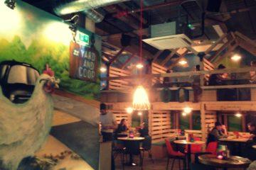 Yard & Coop Restaurant Liverpool