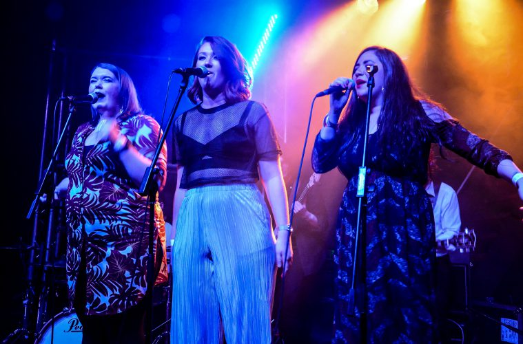 The Soul Rays At Chester Live Rooms; Review 1