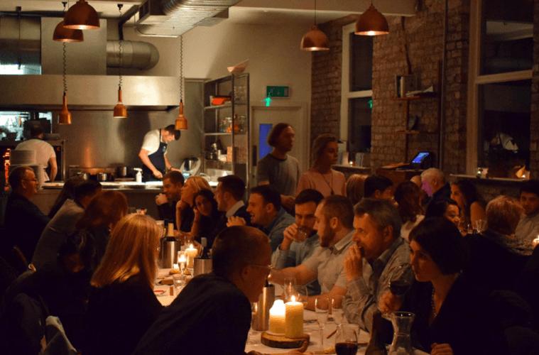 Liverpool Set For Fine Dining Restaurant 1
