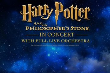 Harry Potter Screening With Live Orchestra At Echo Arena