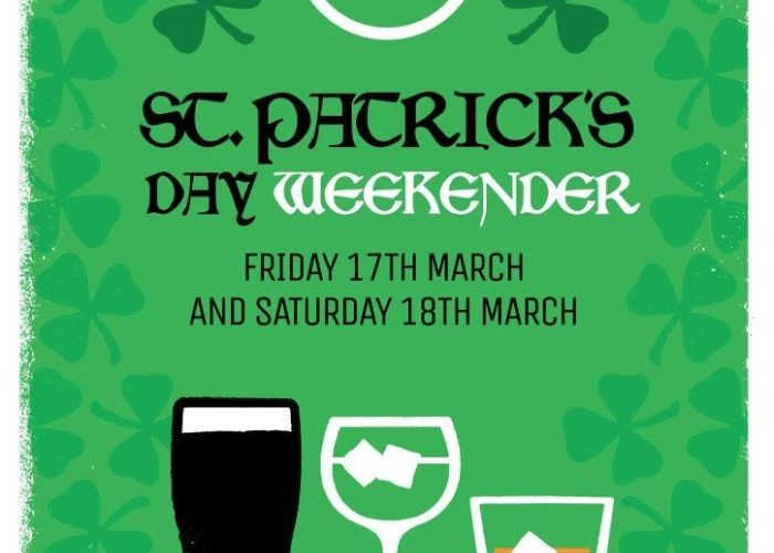 Independent Liverpool St Patrick's Day Weekender