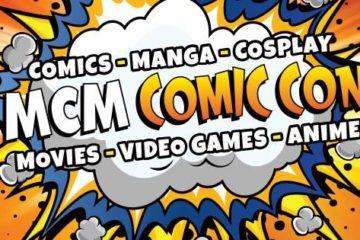 MCM Comic Con Liverpool