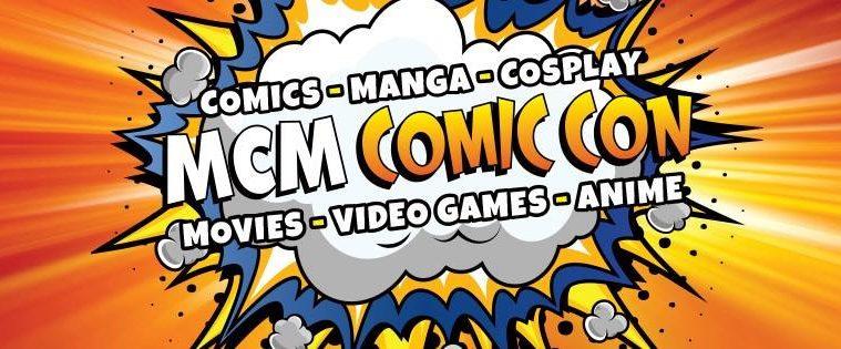 MCM Comic Con Liverpool 2017