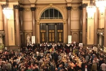 St George's Hall Winter Ales Festival Liverpool