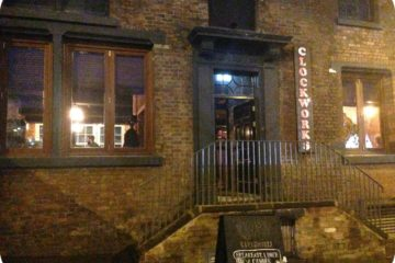 Clockworks Bar Restaurant Liverpool