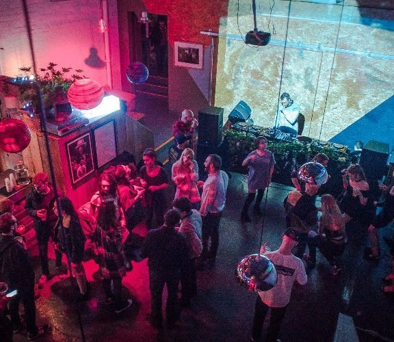 Disco & Dinner - A Brand New Pop-Up from Constellations 2