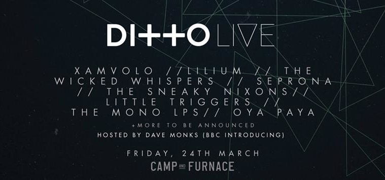 Ditto Music Live Announce Full Line Up
