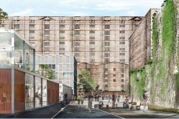 Ten Streets Liverpool Plans