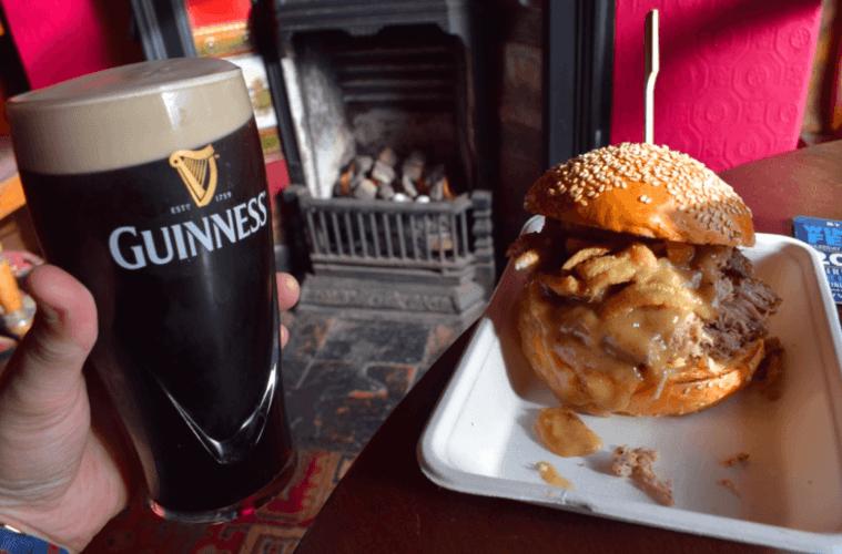 The Pulled Swine Liverpool Street Food
