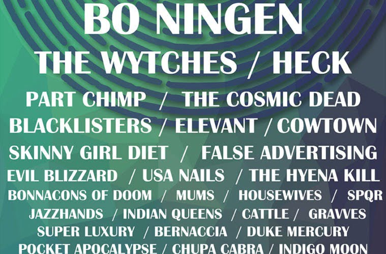 WRONG Festival Announce Full Line Up