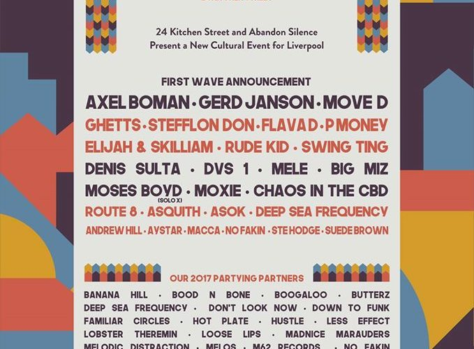 Baltic Weekender Announce First Wave of Acts 1