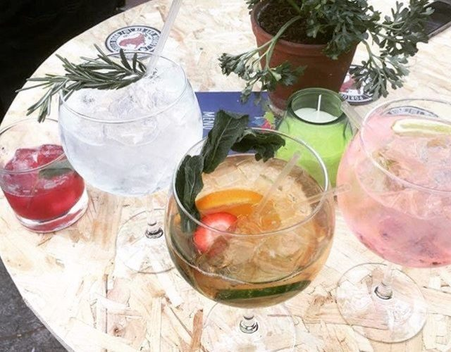 The Botanical Garden Re-Opens With Sunshine, Gin & Great Food 1