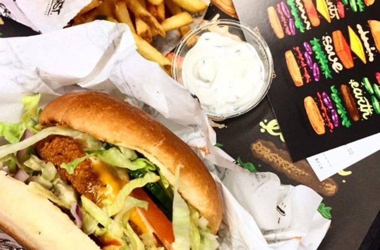 The Best Places To Find Vegan Food In Liverpool 6