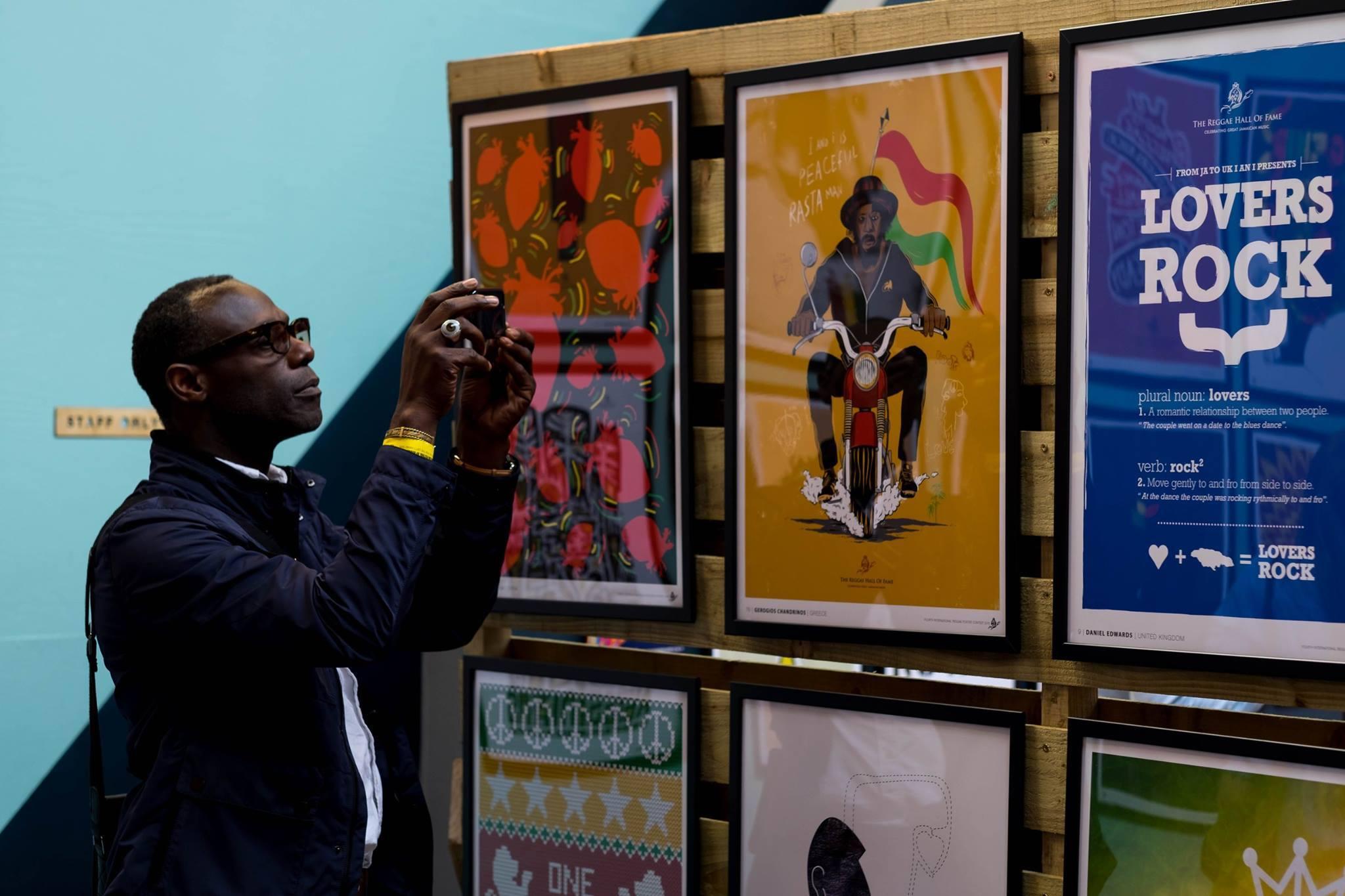Art of reggae exhibition liverpool