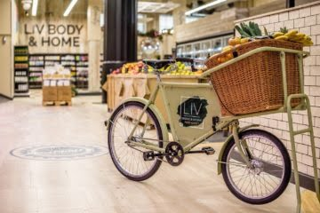 Step Inside LIV, Liverpool's New Independent Healthy Living Store. 1