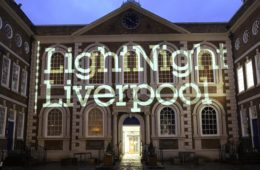 Liverpool Light Night 2017