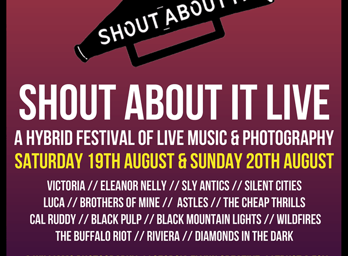 New Photography Exhibition & Live Music Festival Announced For The Summer 1