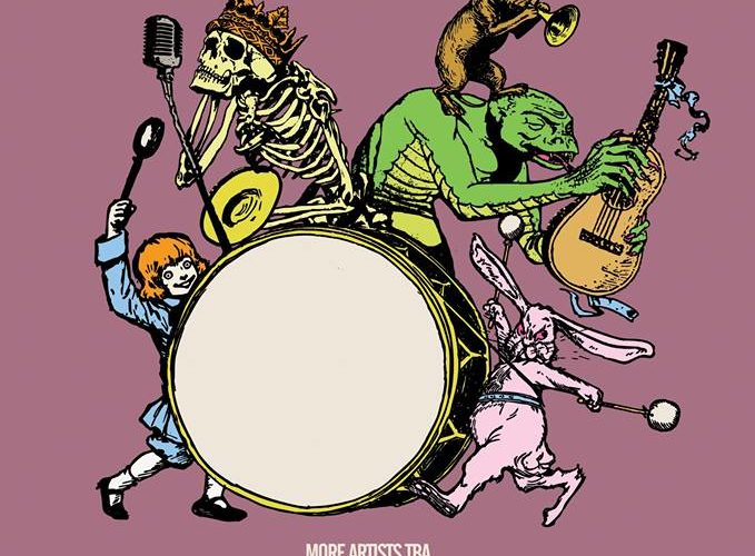 Skeleton Coast Festival Line Up 2017