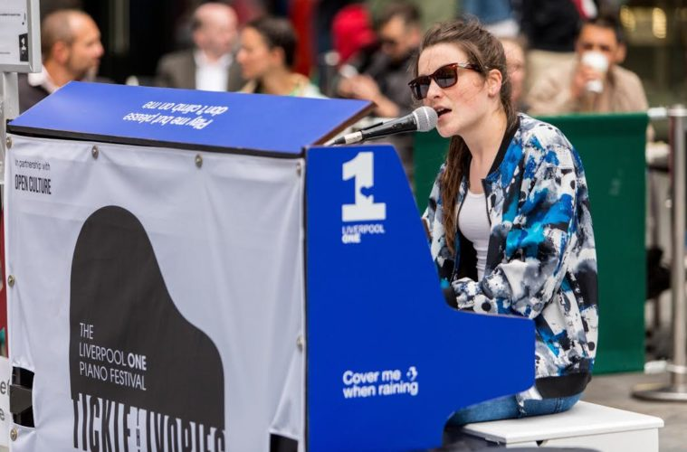 Liverpool One's Tickle The Ivories Is Back For Its Seventh Year
