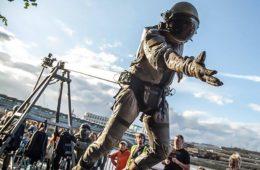 Urban Astronaut Liverpool Physical Fest