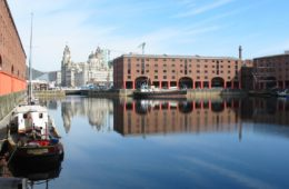 The Albert Dock Launches Digital Heritage Trail 3
