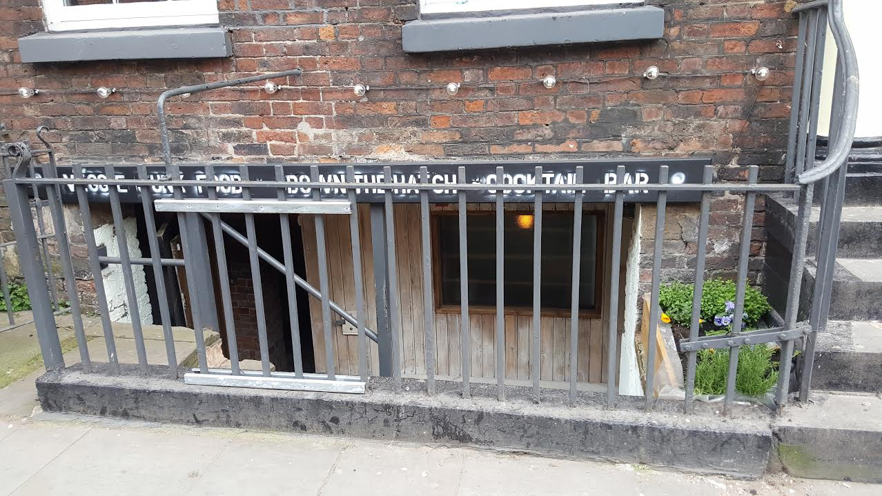 Down The Hatch Liverpool