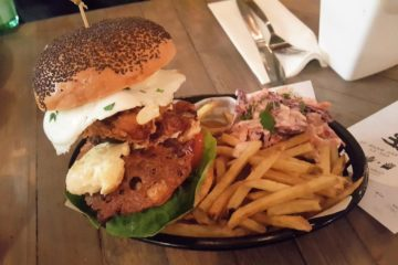 Down The Hatch Restaurant Liverpool