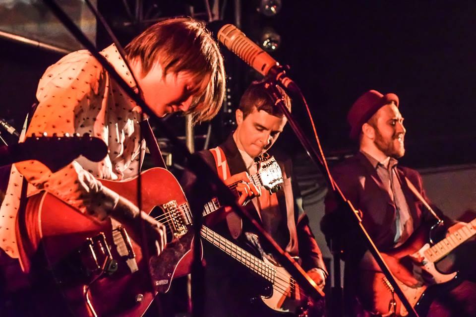 Elijah James & The Nightmares Band